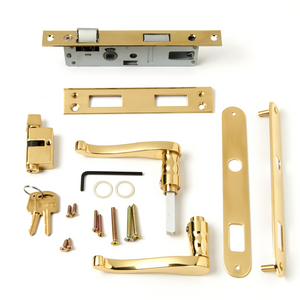 L on Forever Storm Door Parts