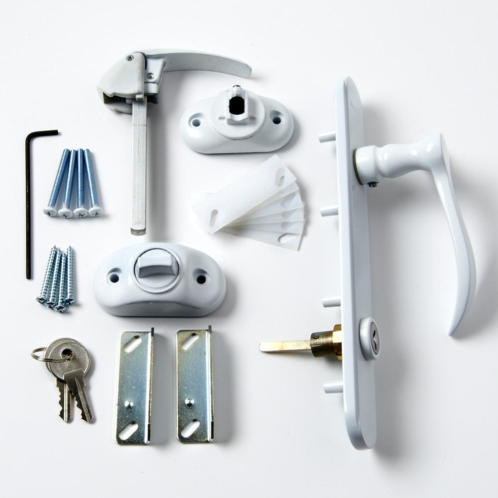Emco storm door replacement parts circuit diagram maker for Door handle parts