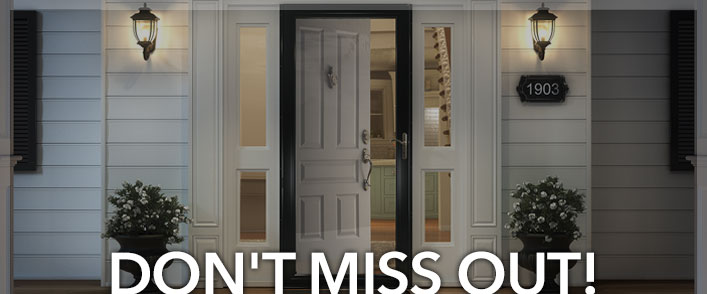 Get New Product Info And Upcoming Promotions From Andersen Windows Doors