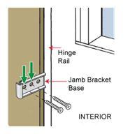 Closer Care & Maintenance | Andersen & EMCO Storm Doors